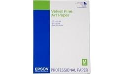 Epson Velvet Fine Art Paper A2 25 sheets