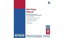 Epson Hot Press Natural A2 25 sheets