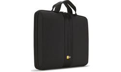 "Case Logic Molded Netbook Sleeve 13.3"" Black"