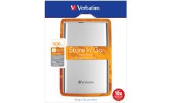 Verbatim Store 'n' Go Super Speed Portable Hard Drive 500GB