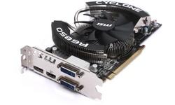 MSI R6850 Cyclone 1GD5 Power Edition OC