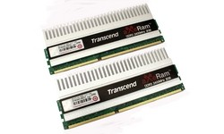 Transcend AxeRam 4GB DDR3-2400 XMP kit