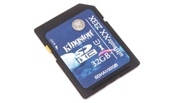 Kingston SDHC UltimateXX UHS-I 32GB