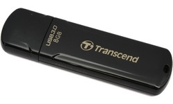 Transcend JetFlash 700 8GB Black