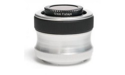 Lensbaby Scout Fisheye 12mm f/4 (FourThirds)