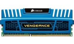 Corsair Vengeance Blue 16GB DDR3-1600 CL9 quad kit