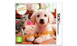 Nintendogs + Cats, Golden Retriever & New Friends (Nintendo 3DS)