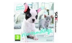 Nintendogs + Cats, French Bulldog & New Friends (Nintendo 3DS)