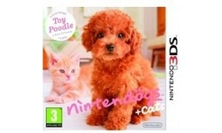 Nintendogs + Cats, Toy Poodle & New Friends (Nintendo 3DS)