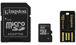 Kingston 8GB MicroSDHC Class 4 Mobility kit
