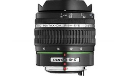 Pentax smc DA 10-17mm f/3.5-4.5 ED (IF) Fisheye