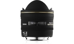 Sigma 10mm f/2.8 EX DC HSM Fisheye (Canon)