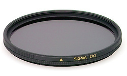 Sigma Polarizing Filter EX DG 55mm