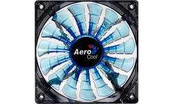 Aerocool Shark Fan Blue Edition 140mm