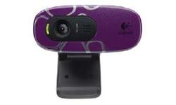 Logitech HD Webcam C270 Purple Boulder
