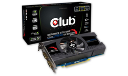 Club 3D GeForce GTX 560 CoolStream OC Edition 1GB