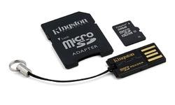 Kingston MicroSD Multi-Kit Class 10 32GB