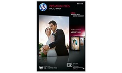 HP Premium Plus Glossy 10x15 25 sheets