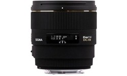 Sigma 85mm f/1.4 EX DG HSM (Sony)