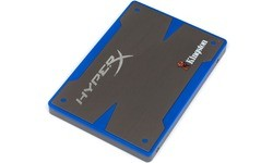 Kingston HyperX SSD 120GB (upgrade kit)