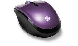 HP Wireless Optical Mobile Mouse Purple