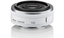 Nikon 1 10mm f/2.8 White