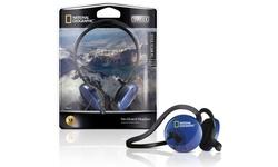 Sweex HM610 Neckband Headset Blue