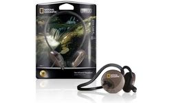 Sweex HM611 Neckband Headset Brown