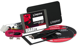 Kingston SSDNow V200 128GB (combo kit)