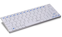 Rapoo BT Ultra-slim Keyboard for iPad E6300 White