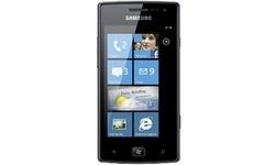 Samsung Omnia W i8350 Black