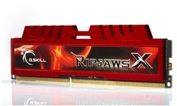 G.Skill RipjawsX 16GB DDR3-1600 CL10 kit