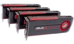 AMD Radeon HD 7970 Quad CrossFireX