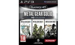 Metal Gear Solid, HD Collection (PlayStation 3)