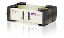 Aten 2-Port PS/2-USB VGA KVM Switch
