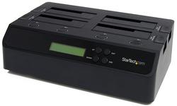 StarTech.com 4 Bay USB 3.0 eSata to SATA 1:3 Hard Drive Duplicator