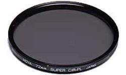Hoya Polarizing Linear Filter 58mm