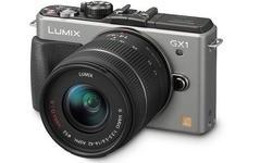 Panasonic Lumix DMC-GX1 14-42 kit Silver