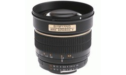 Samyang 85mm f/1.4 Aspherical IF MC (Nikon)