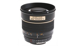 Samyang 85mm f/1.4 Aspherical IF MC (Sony)