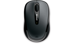 Microsoft Wireless Mobile Mouse 3500 Black