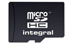 Integral MicroSDHC Class 10 16GB