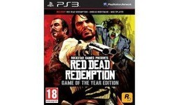 Red Dead Redemption, Game of the Year Edition (PlayStation 3)