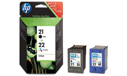 HP 21 + 22 Combo Pack