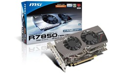 MSI R7850 Twin Frozr 2GD5/OC