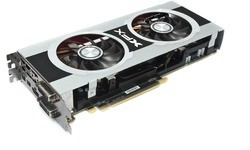 XFX Radeon HD 7850 Double Dissipation Black Edition