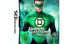 Green Lantern: Rise of the Manhunters (Nintendo DS)