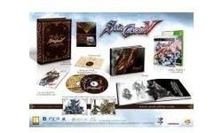 Soul Calibur V, Collertor's Edition (PlayStation 3)