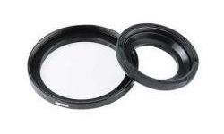Hama Adapter Ring 55mm + Lens 49mm