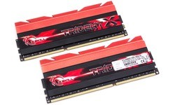 G.Skill TridentX 16GB DDR3-2400 CL10 kit